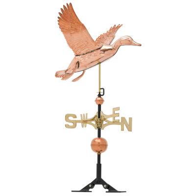 Whitehall Copper Duck Weathervane