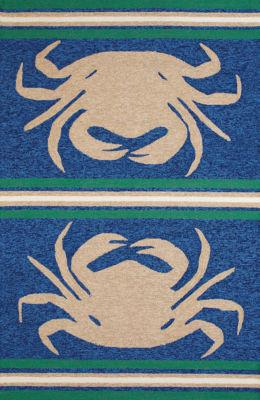 United Weavers Panama Jack Signature Crab Shack Rectangular Rug