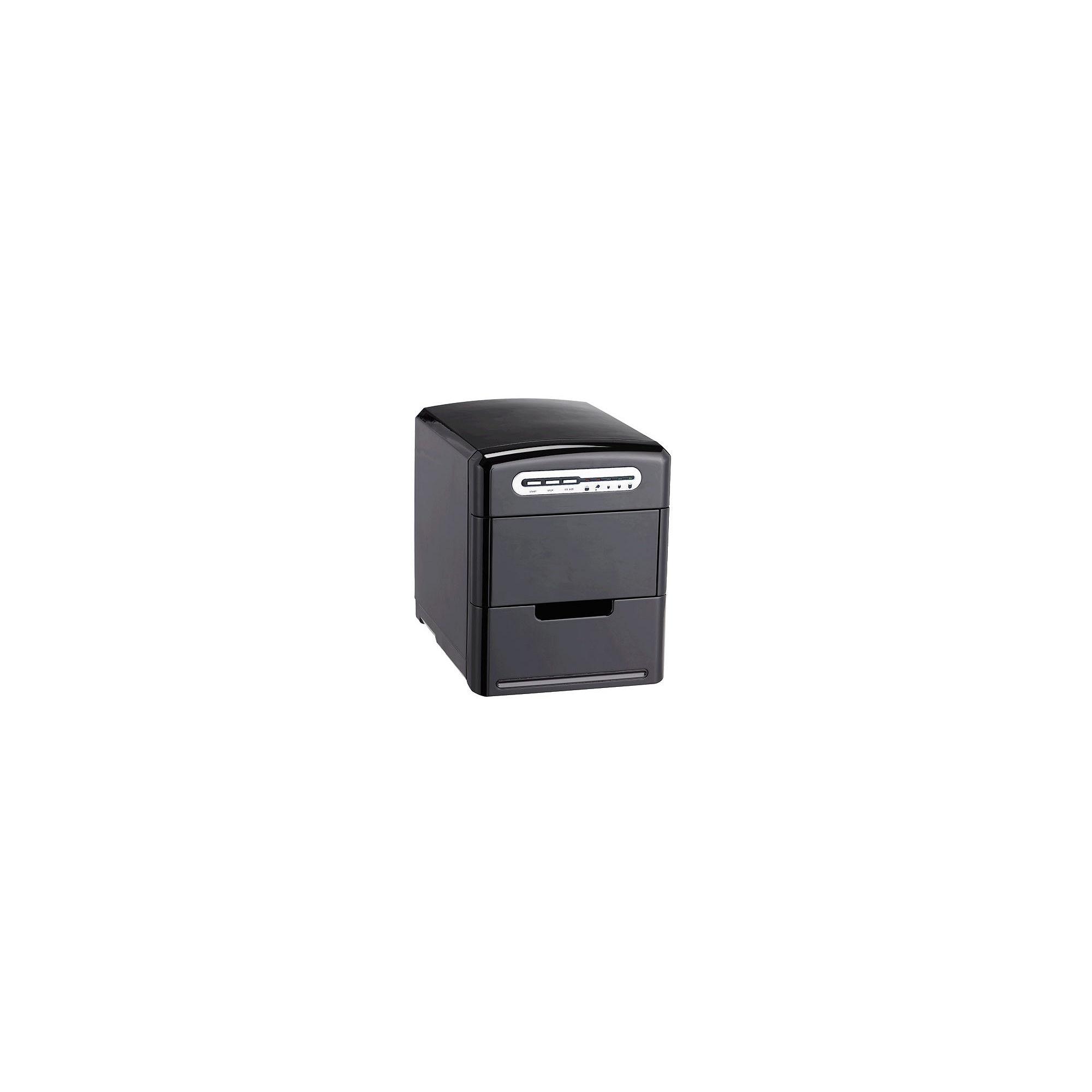 SPT IM-120B: Portable Ice Maker in Black