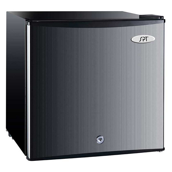 SPT UF-114SS: 1.1 Cu. Ft. Upright Freezer in Stainless Steel - Energy Star