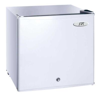 SPT ENERGY STAR® UF-114W: 1.1 cu.ft. Upright Freezer in White