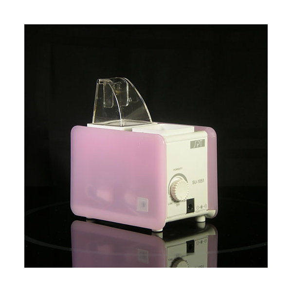 SPT SU-1051P: Personal Humidifier (Pink/White)
