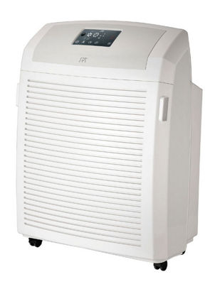 SPT AC-2102: Heavy Duty Air Cleaner with HEPA, Carbon, VOC & TiO2