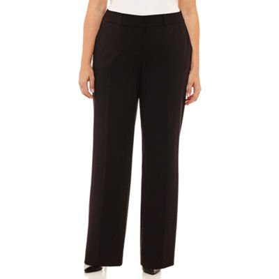 Liz Claiborne Sophie Secretly Slender Trouser - Plus
