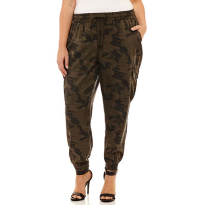 a.n.a Modern Fit Cargo Pants-Plus