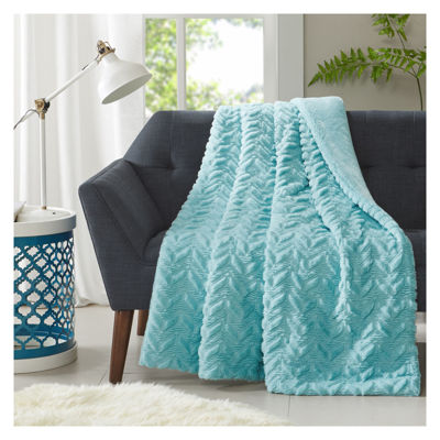 Intelligent Design Kylie Soft Plush Throw