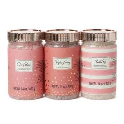 Mixit Set Of 3 Bath Salts