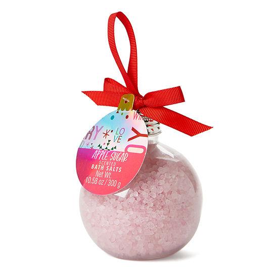Ornament Bubble Bath Soap Set