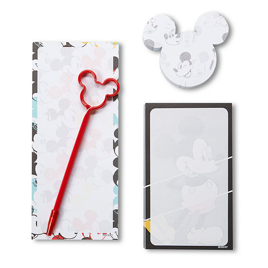 Mickey Pad With Pen Notebook Sets