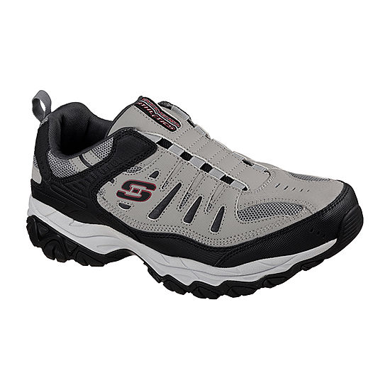 94cd42aa9ef3 Skechers After Burn M. Fit Mens Walking Shoes Slip-on Extra Wide Width -  JCPenney