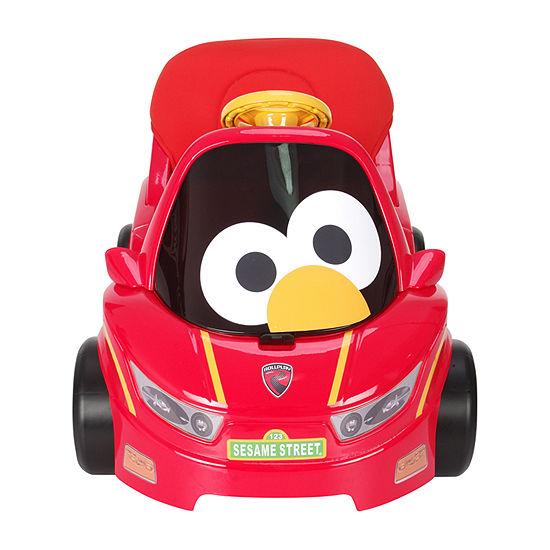 Rollplay 6 Volt Elmo Dizzy Driver