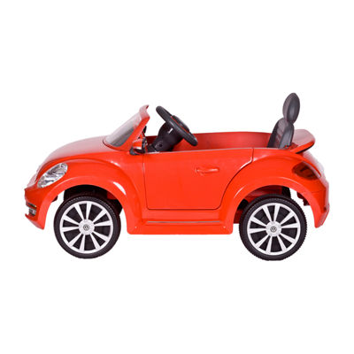 Rollplay VW Beetle 6 Volt Battery Ride-On Vehicle
