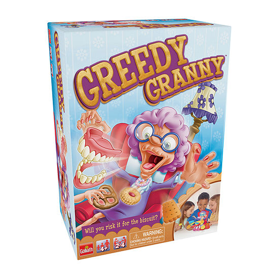 Goliath Greedy Granny