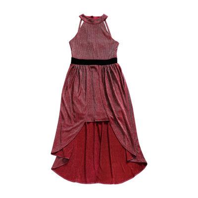 Obsess Sleeveless Maxi Dress - Big Kid Girls