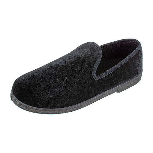 J.Ferrar Men's Velvet Slippers