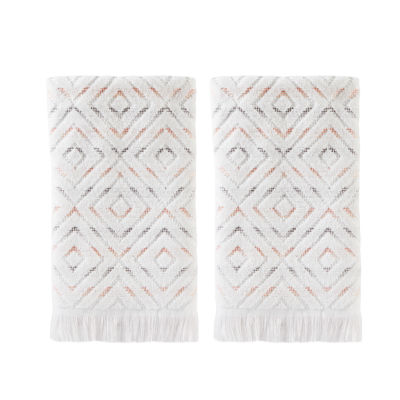 Saturday Knight Didi 2-pk Hand Towels
