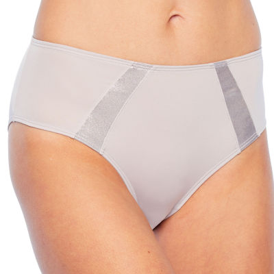 Ambrielle Microfiber High Cut Panty
