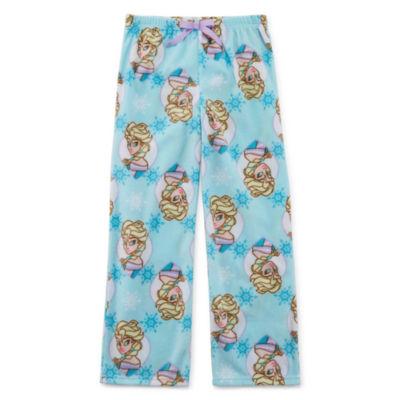 Disney's Frozen Elsa Pajama Pant - Girls