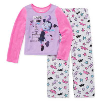 Vamparina 2pc. Pant Pajama Set - Girls