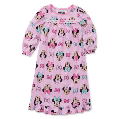 Disney Minnie Mouse Nightgown-Toddler Girls