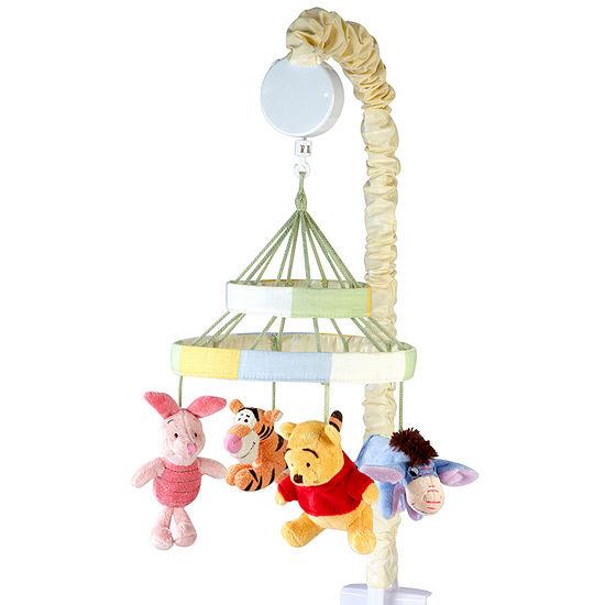 Disney Peeking Pooh Crib Mobile Baby Mobile