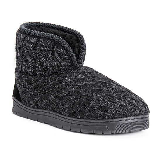 MUK LUKS® Mark Bootie Slippers