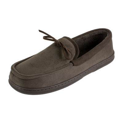 Men's Stafford Clog Slippers - Wide