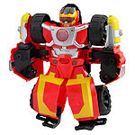 Hasbro Playskool Heroes Transformers Rescue Bots Academy Electronic Hot Shot