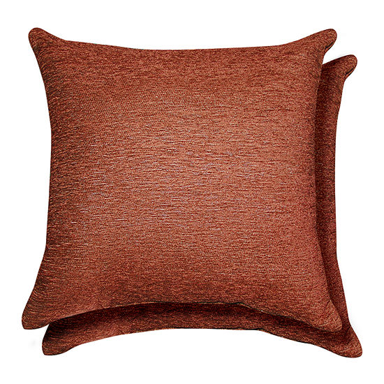 Arica Square 2 Pack Throw Pillows