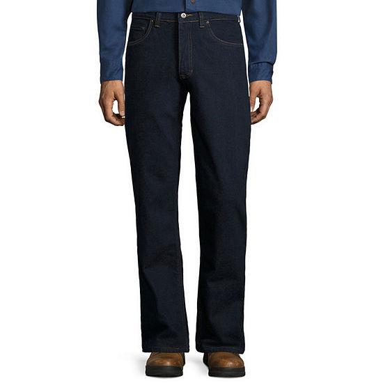 Smith's Workwear Stretch Fleece Lined Denim Pant