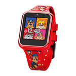 Boys Red Smart Watch-Paw4275jc