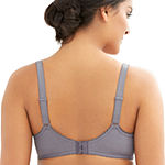 Glamorise Elegance Wonderwire® Lace Underwire Unlined Full Coverage Bra-9845