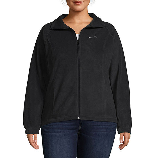 Columbia Benton Springs Fleece Lightweight Jacket-Plus