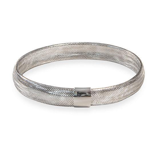 Made in Italy 10K Gold Stretch Bracelet