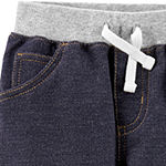 Carter's Baby Boys Skinny Pull-On Pants