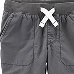 Carter's Toddler Boys Straight Pull-On Pants