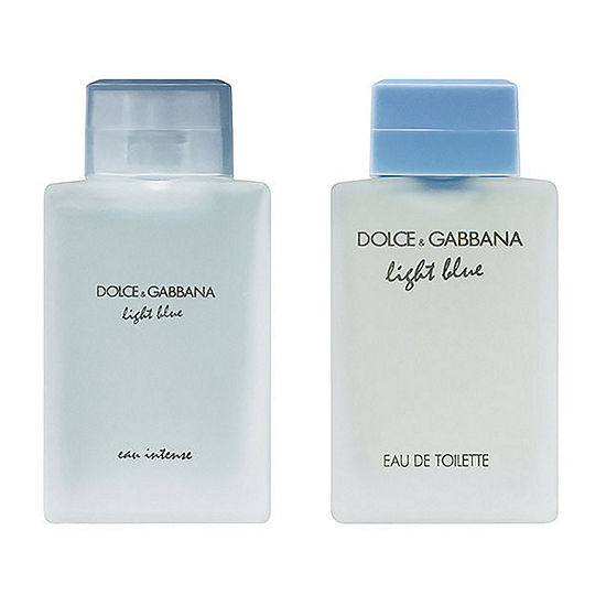 DOLCE & GABBANA Light Blue Mini Duo Set