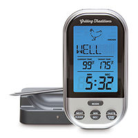 Deals on Grilling Traditions Wireless Grill Thermometer