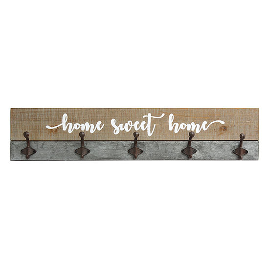Stratton Home Decor Home Sweet Home Wall Sign