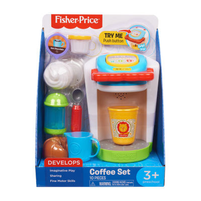 Fisher-Price Coffee Maker Set