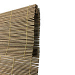 Radiance Imperial Matchstick Cord Free Rollup Outdoor Shades