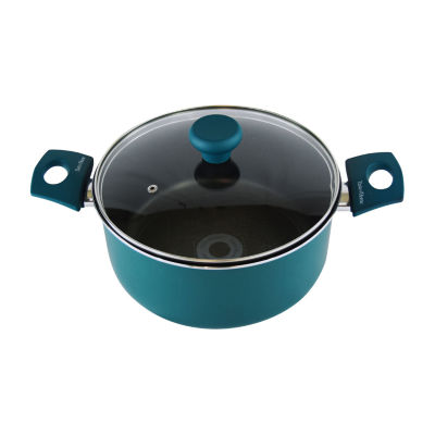 Taste of Home 5-qt. Non-Stick Aluminum Dutch Oven with Lid