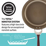 Circulon 12-In Covered Pan 2-pc. Aluminum Non-Stick Skillet