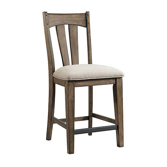 Rustic River 2-pc. Counter Height Bar Stool