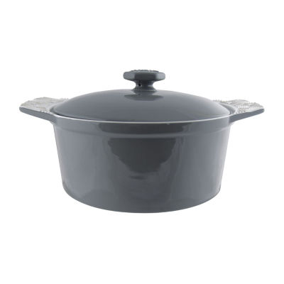 Taste of Home 2-qt. Stoneware Round Casserole with Lid