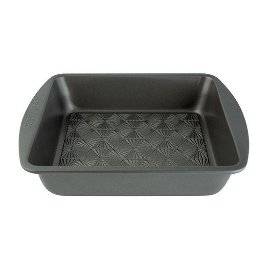 "Taste of Home 8"" Non-Stick Metal Square Baking Pan"