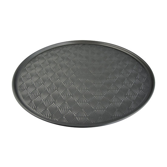 "Taste of Home 14"" Non-Stick Metal Pizza Pan"