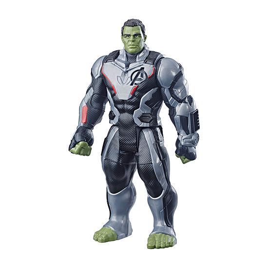 Avengers : Endgame Titan Hero Series Hulk Action Figure