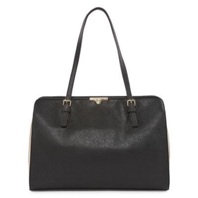 Liz Claiborne Jessy Work Tote Bag