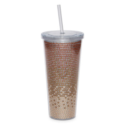 Mixit Girls Night Rhinestone Tumbler